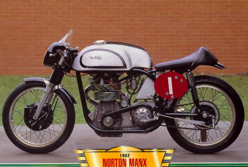 la moto ancienne Norton10