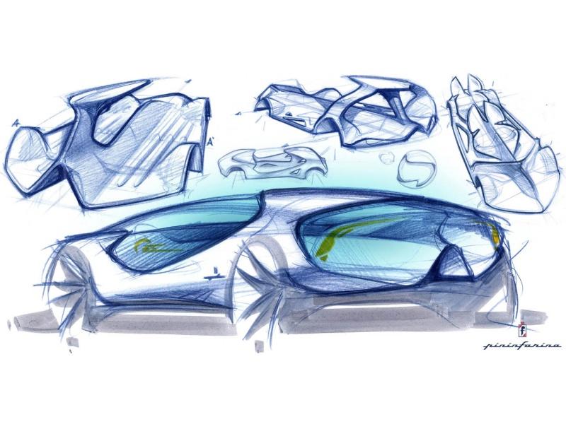 Design auto Pininf10