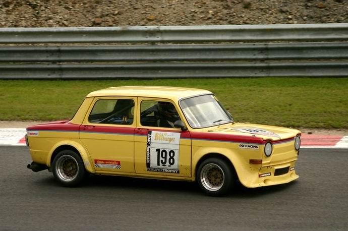 """swap"" automobile Simca12"