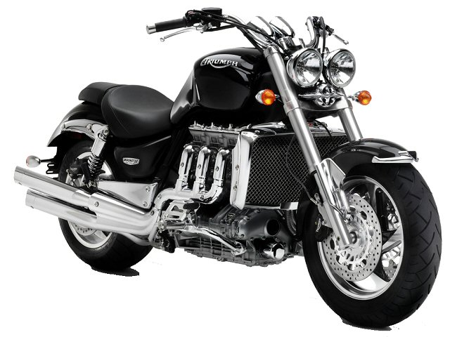 la moto ancienne Triump11