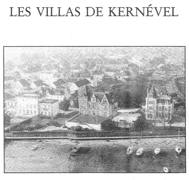 [ Histoires et histoire ] Les villas de Kernevel Villas10