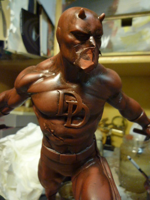 Daredevil reparation et repaint debut des operations P1110811