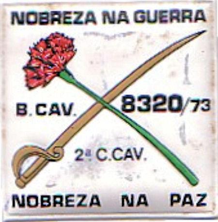 Faleceu o veterano Gabriel Francisco Leonor Duarte, Alferes Mil., da 2ª/BCav8320/73/CTIG - 05Mai2016 8320_710
