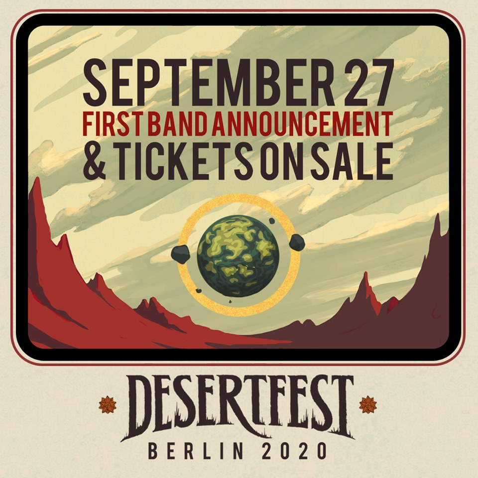 Desertfest Berlin 1-3 mayo 2020 71224110