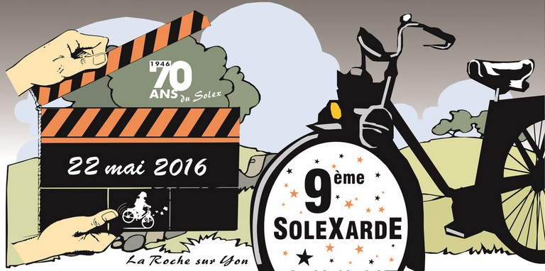 9 ème SOLEXARDE 22 mai 2016 Affich10