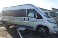 Hymer car Grand canyon crossover Dsc02610