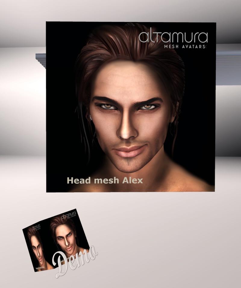 [ mixte] Altamura mesh avatar Zalla_13