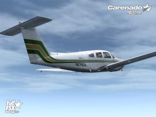 Carenado lança Piper Arrow para FSX 810