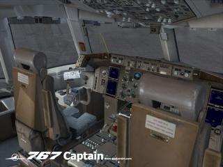 Captain Sim lançou SP1 para o 767 V767_311
