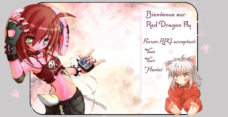 Red Dragonfly Bannie13