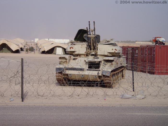 ZSU 23/4 shilka en irak Zsu210