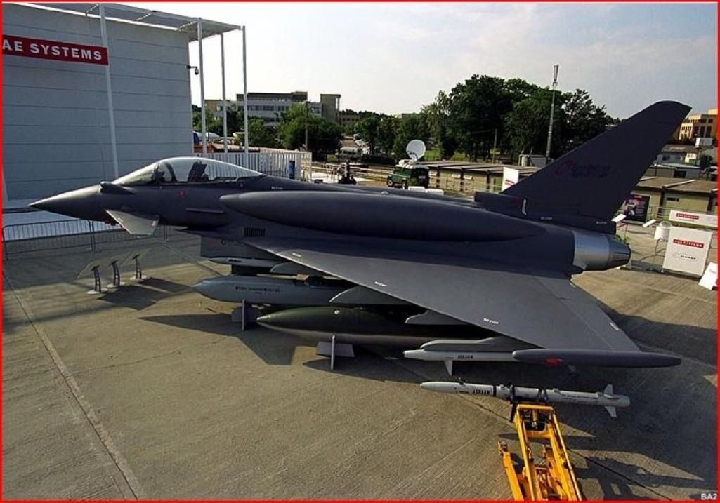 EF2000 Typhoon 2iravw10