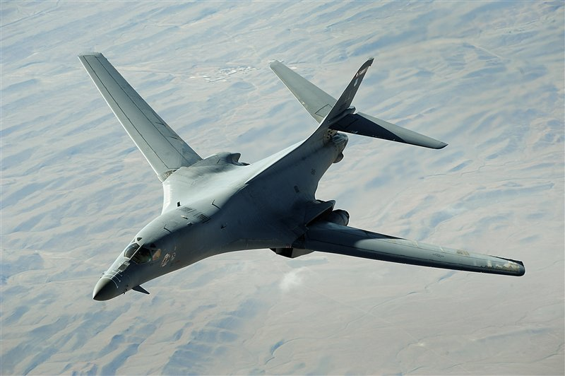 US Air Force - USAF B-1b10