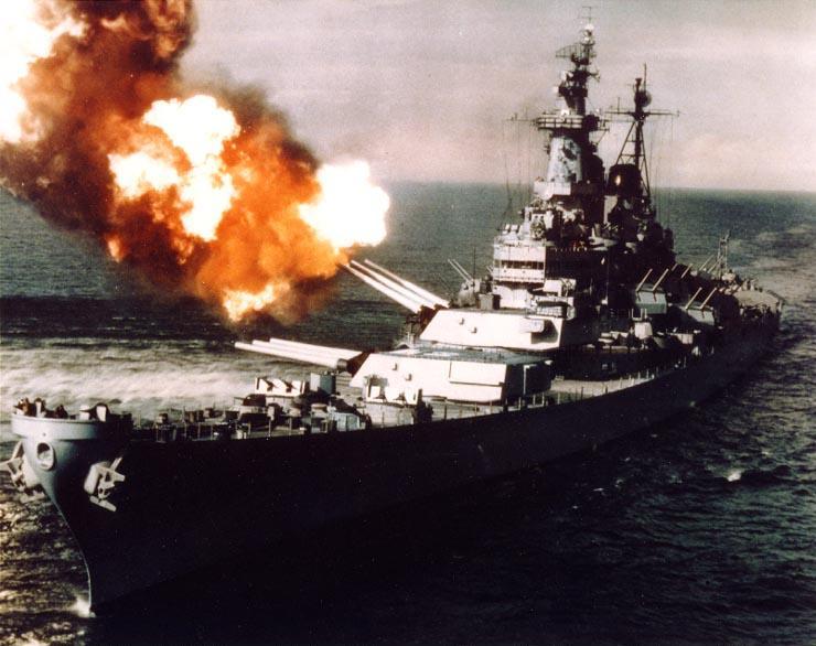 Les grands cuirassés de la WWII Missou13