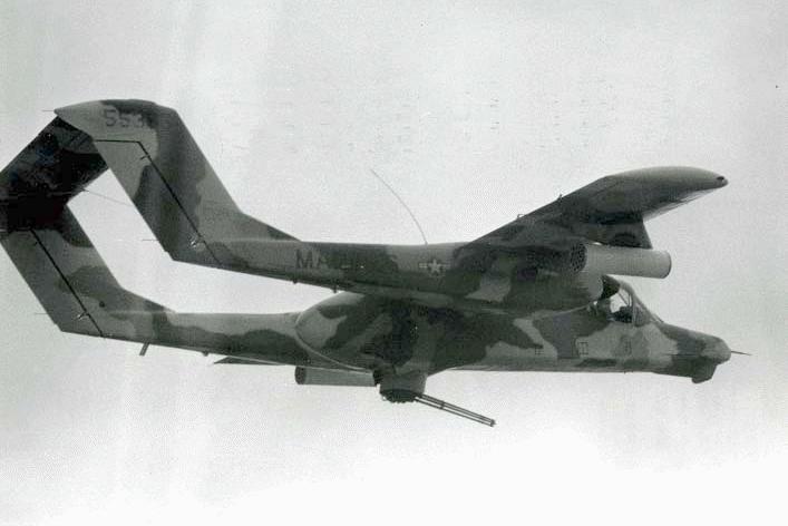 Rockwell OV-10 Bronco Ov-10-10