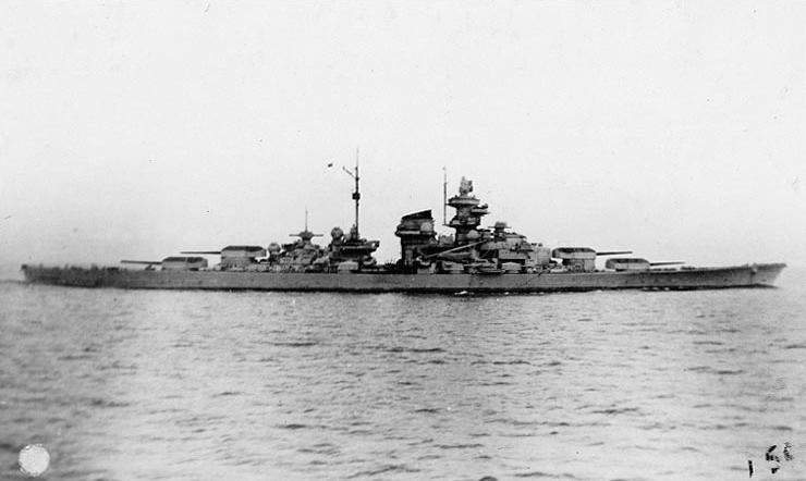 Les grands cuirassés de la WWII Tirpit10