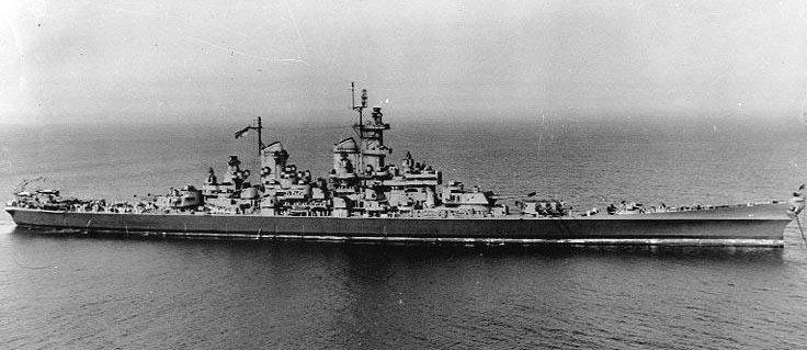 Les grands cuirassés de la WWII Wiscon10