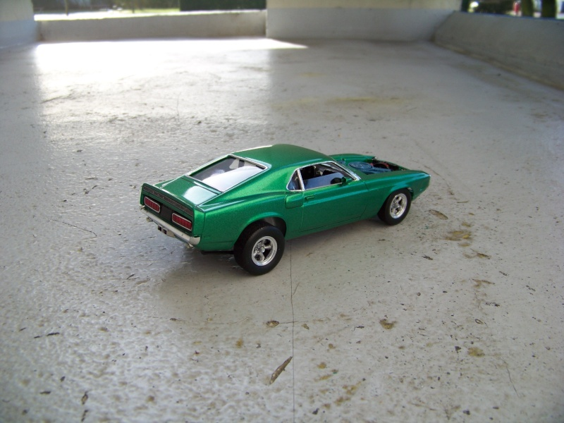 shelby mustang/69   monogram revell - Page 3 Perque10