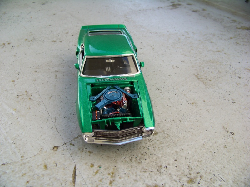 shelby mustang/69   monogram revell - Page 3 Perque12