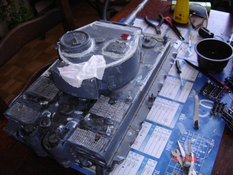 Tigre I rc 1/16 Dsc05214