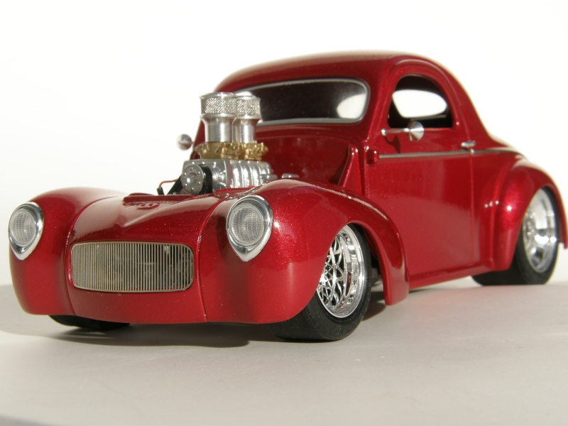 Red Hot Willys Pepper Redhot15