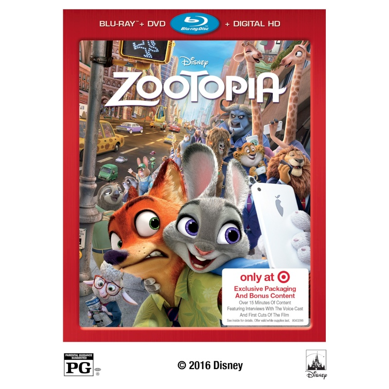 [BD + 3D + DVD] Zootopie (29 Juin 2016)  - Page 2 51090210