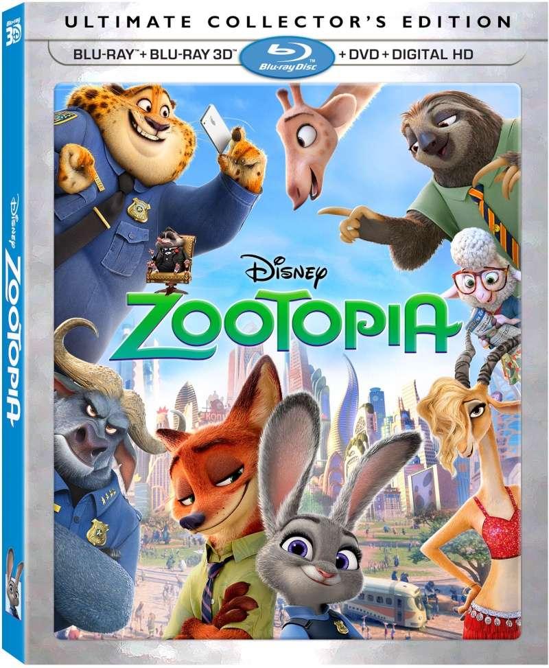 [BD + 3D + DVD] Zootopie (29 Juin 2016)  - Page 2 Zootop10