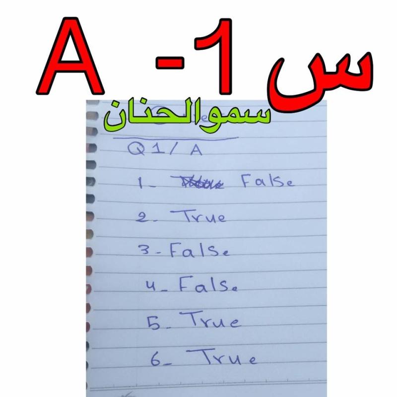 حل أسئلة امتحان اللغة الانكليزية للصف السادس الابتدائى 2016 فى العراق الدور الأول  139