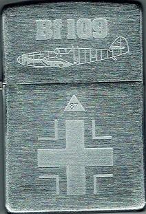 Collec du chef : Mili étranger et autres zippo Bf109-10