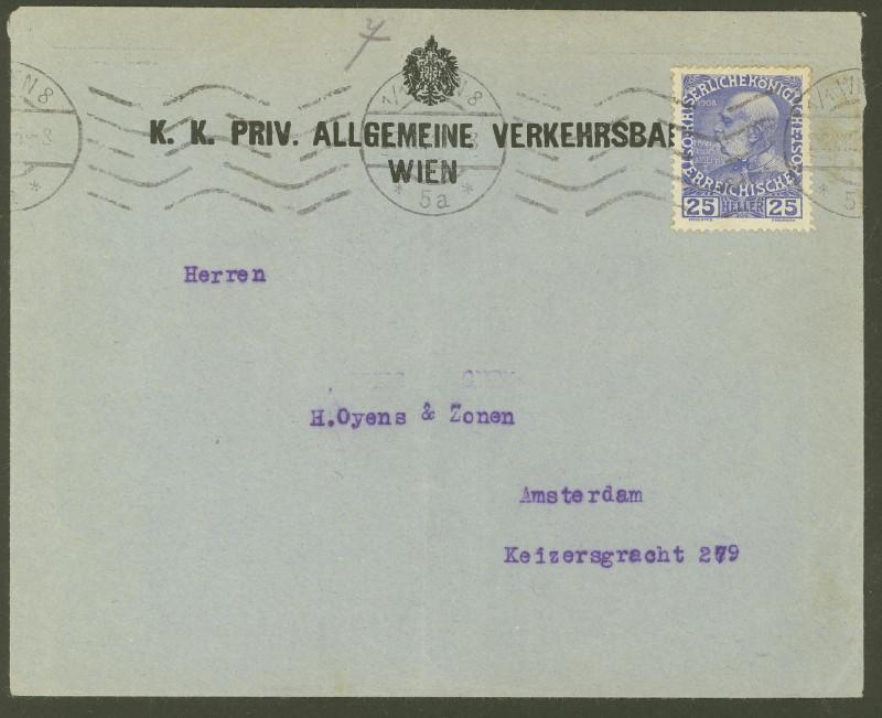 Briefe / Poststücke österreichischer Banken - Seite 3 Allgem10