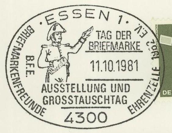 Sonderstempel Tag der Briefmarke Essen_10