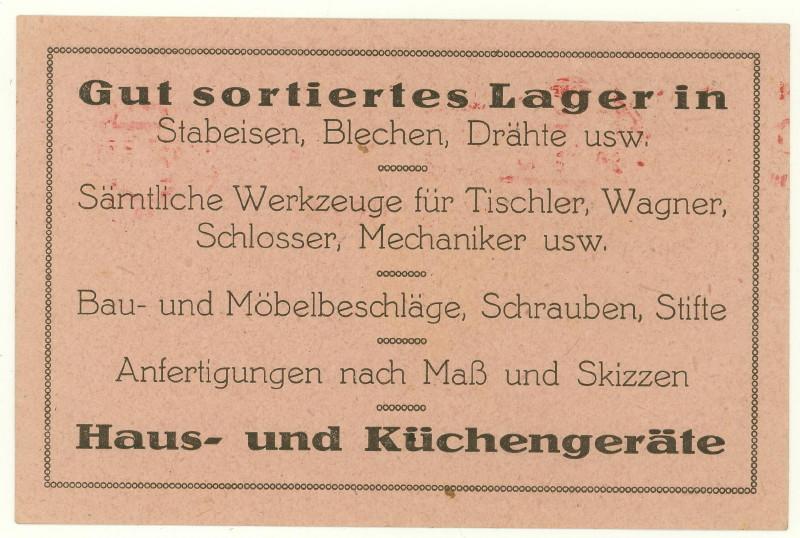 Inflation in Österreich - Belege - 1918 bis 1925 - Seite 7 Hobel_11