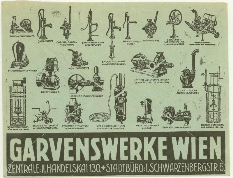 Werbeumschläge und -karten aus Österreich - Seite 4 Pumpen11