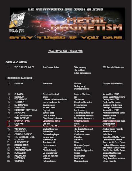 Chronique sur Metalland Play10