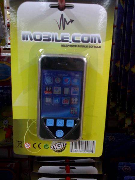 iPhone 2009 : nouveau design ou couleur Photo110