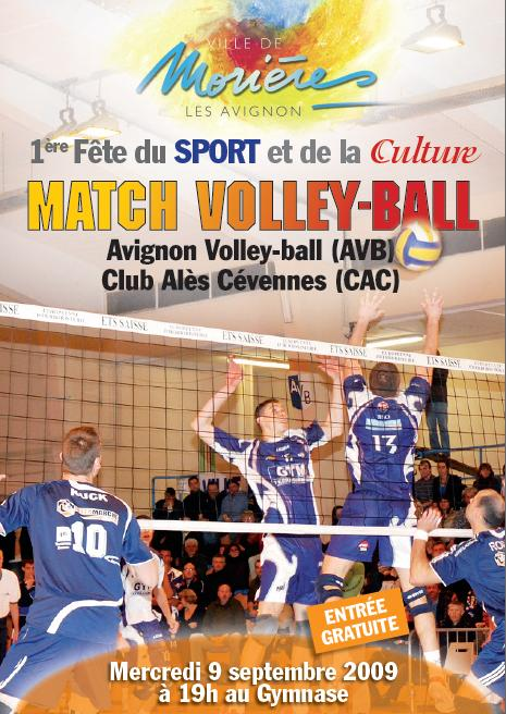 [Saison 2009/2010] Matchs amicaux Affich10