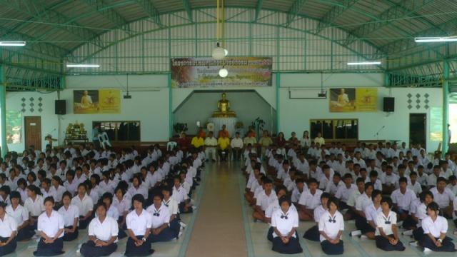 ภาพงานอบรมโรงเรียนมหิธร P1250113