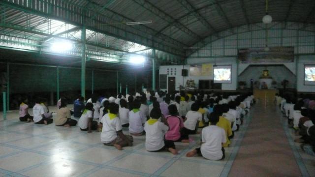 ภาพงานอบรมโรงเรียนมหิธร P1250214
