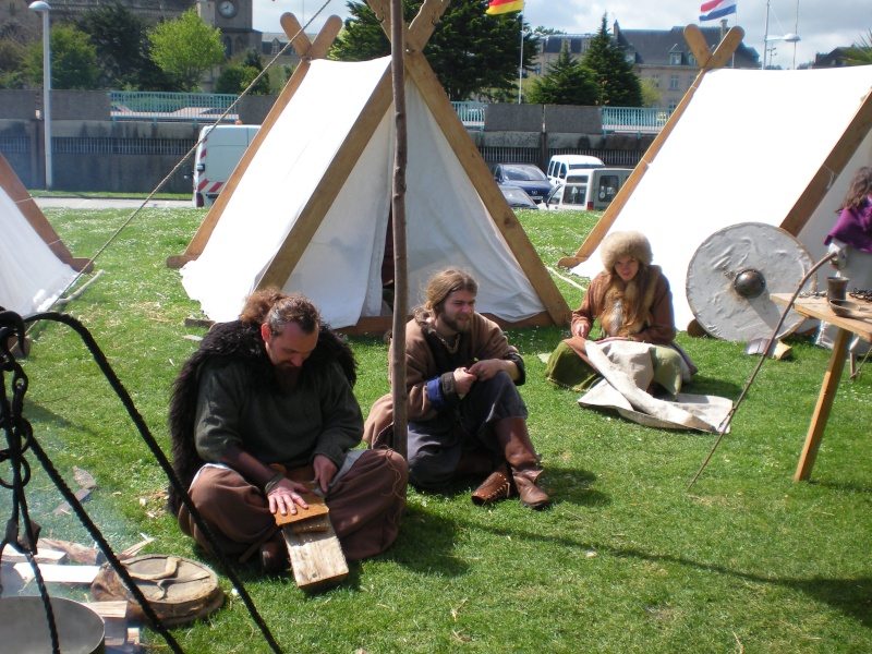 Camps à Cherbourg avec le Dreknor - mai 2009 Cherbo10