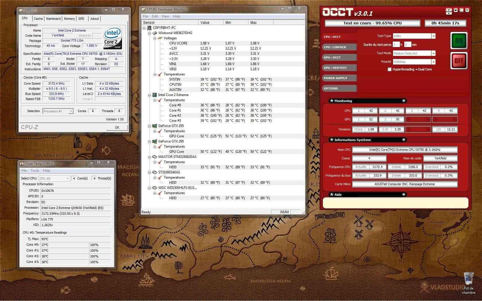 [QX9750] Présentation et OC d'un CPU rare 3_2ghz13