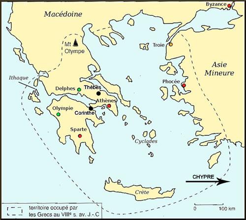 Carte du monde grec  Carte_11