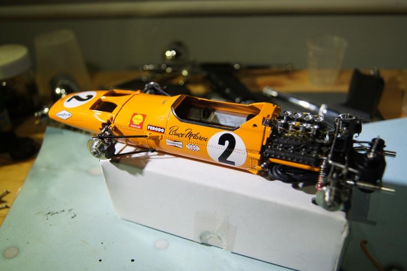 McLaren M7A 1968, Bruce McLaren. Model Factory Hiro, 1/20. - Page 3 Dsc09112