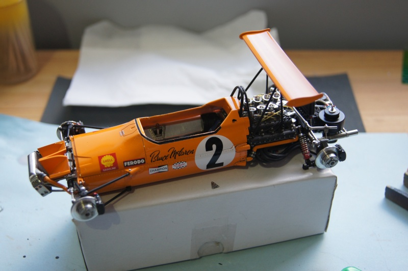 McLaren M7A 1968, Bruce McLaren. Model Factory Hiro, 1/20. - Page 3 Dsc09126