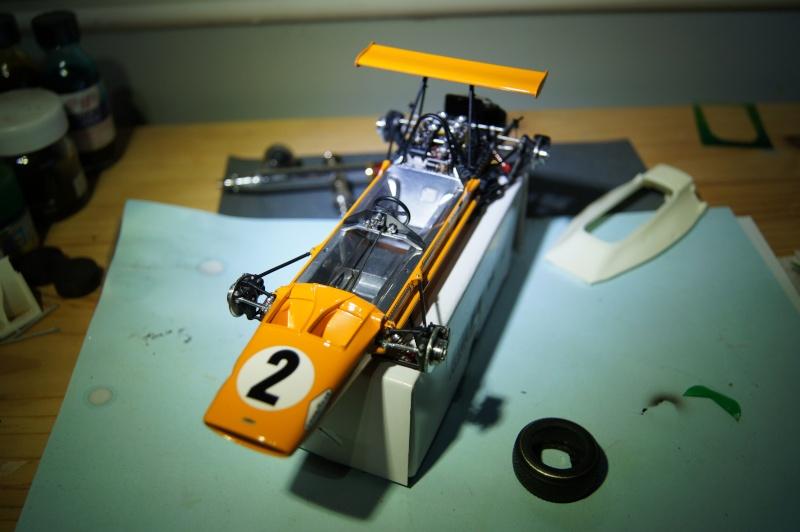 McLaren M7A 1968, Bruce McLaren. Model Factory Hiro, 1/20. - Page 3 Dsc09136