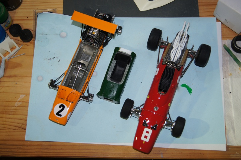 McLaren M7A 1968, Bruce McLaren. Model Factory Hiro, 1/20. - Page 3 Dsc09210