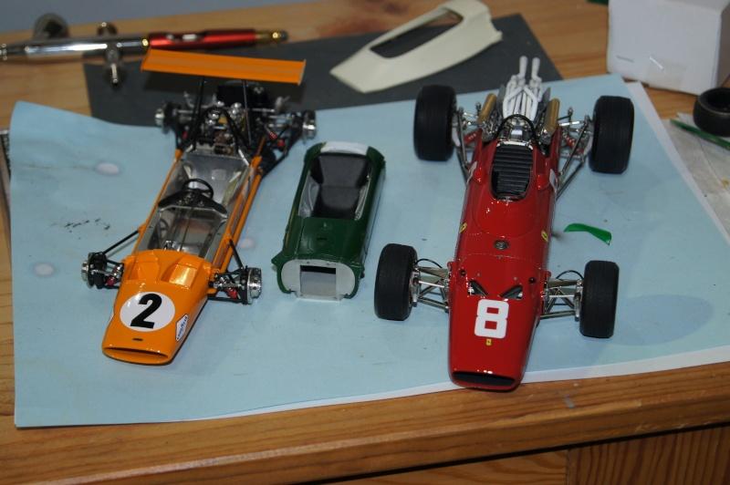 McLaren M7A 1968, Bruce McLaren. Model Factory Hiro, 1/20. - Page 5 Dsc09211