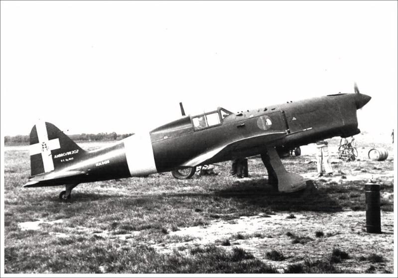 les avions prototypes Ambros10