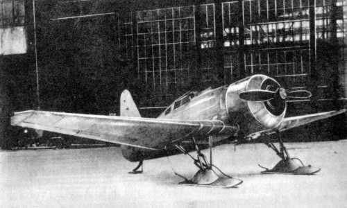 les avions prototypes Ant3111