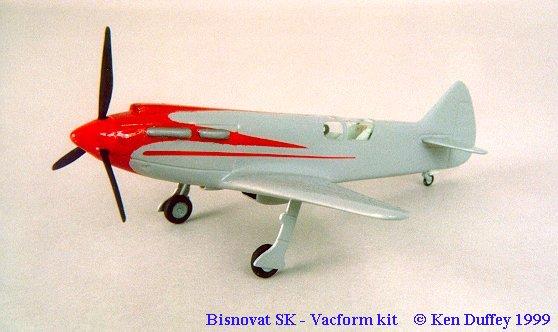 les avions prototypes Bis-sk10