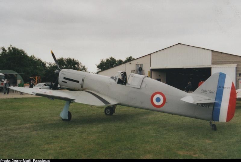 les avions prototypes Caudro10